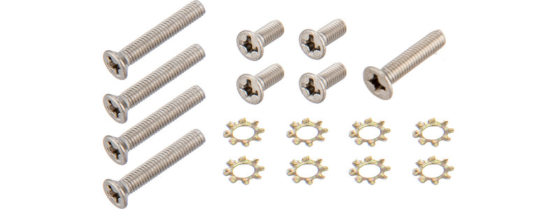 gearbox screws and washers