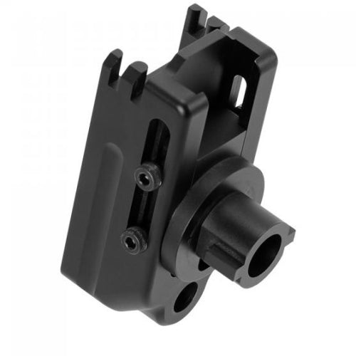 Laylax Stock Adapter to M4 Buffer Tube Adapter for Tokyo Marui SCAR-H / SCAR-L - ssairsoft