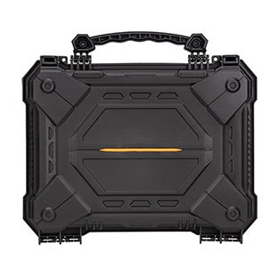 WST 12.6-Inch Protective Pistol Case (Black) - ssairsoft