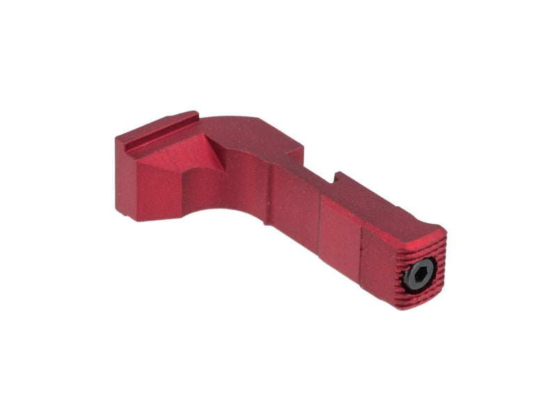 6mmProShop Extended Magazine Catch for Elite Force GLOCK Series Type A /red - ssairsoft