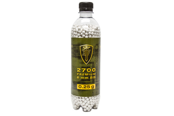 Elite Force 6mm BBS  .25g 2700 - ssairsoft