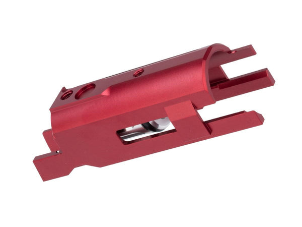 Airsoft Masterpiece EDGE Aluminum Blow Back Housing for Hi-CAPA Gas Airsoft Pistols red - ssairsoft