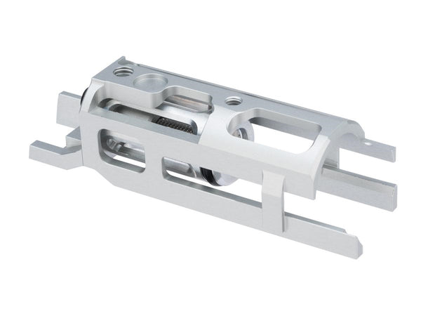 Airsoft Masterpiece EDGE Ultra Light Aluminum Blow Back Housing for Hi-CAPA Gas Airsoft Pistols Silver - ssairsoft