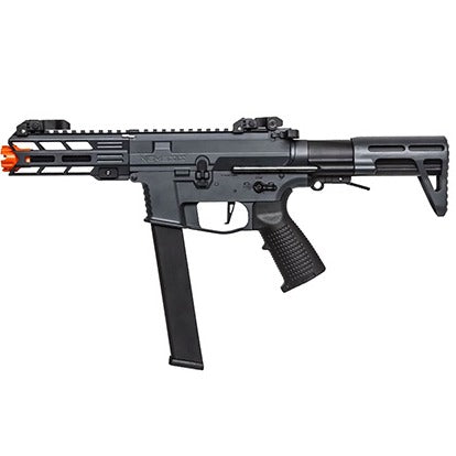 Classic Army Nemesis X9 PDW SMG AEG (Gray / Black) - ssairsoft