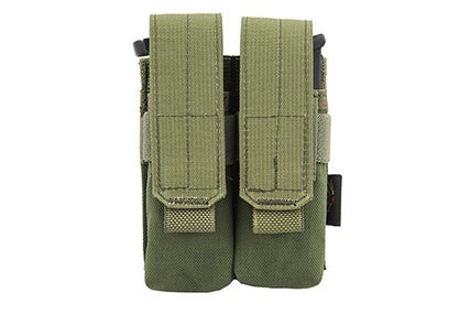 Molle Double 9MM mag pouch - ssairsoft