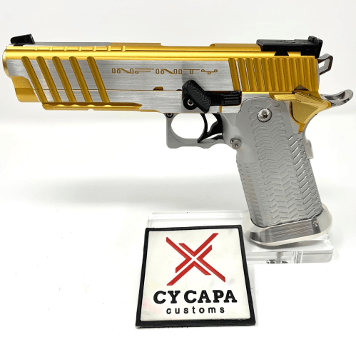 GOLD MEMBER Custom Hicapa