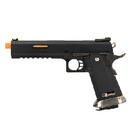 "WE Tech 1911 Hi-Capa T-Rex Competition 6"" Black/gold - ssairsoft"