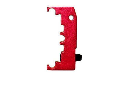 Airsoft masterpiece Puzzle Trigger back Red - ssairsoft