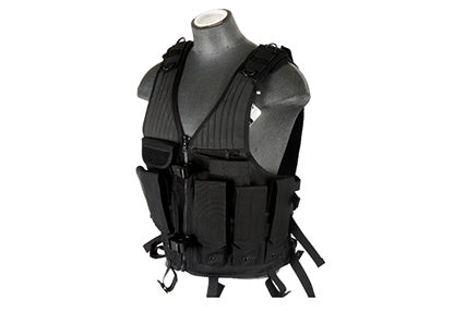 Cross Draw Vest - ssairsoft