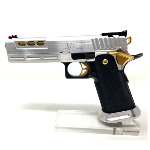 SS Custom Hicapa- STI/DVC Limited Silver - ssairsoft