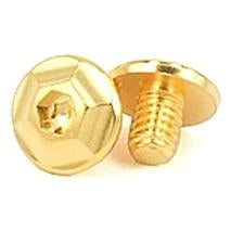 Airsoft Masterpiece Infinity Grip Screw for Hi-Capa Pistols [Version 1] (GOLD) - ssairsoft