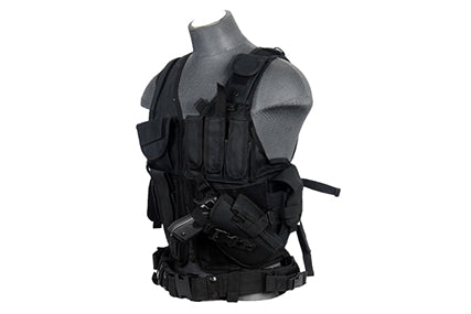 LT Cross Draw Vest - ssairsoft