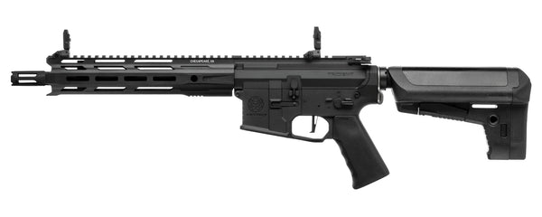 Krytac Full Metal Trident MKII CRB Airsoft AEG Rifle (Model: Black) - ssairsoft