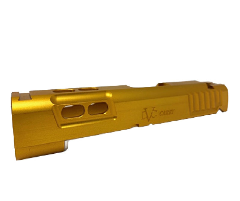 Airsoft Masterpiece Baby brother 4.3 slide Gold - ssairsoft