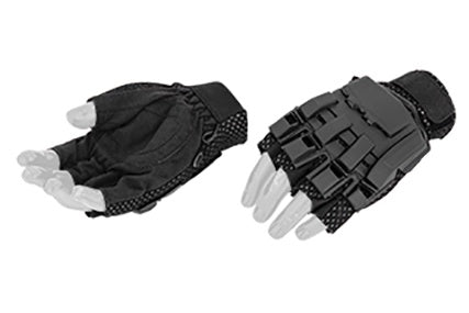Paintball Glove Half Finger MEDIUM - ssairsoft