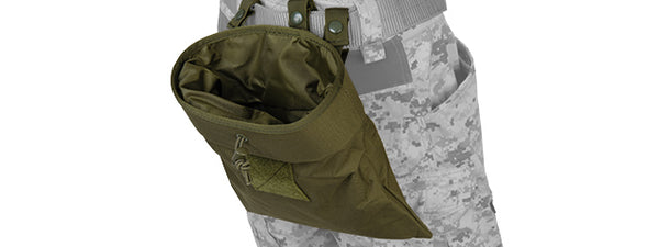 LT Large Foldable Dump Pouch