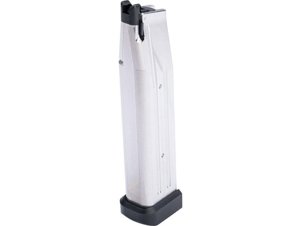 ProWin 140mm 31rd Aluminum Lightweight Magazine for Marui Hi-Capa 5.1/4.3 - ssairsoft