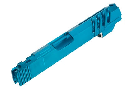 Airsoft Masterpiece Saber Slide Blue - ssairsoft