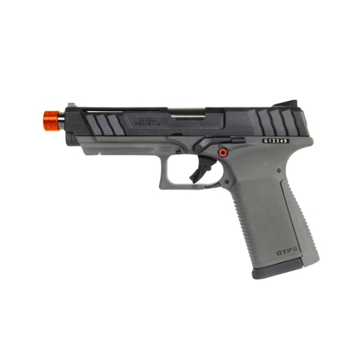 G&G Airsoft GTP 9 Black/Grey - ssairsoft
