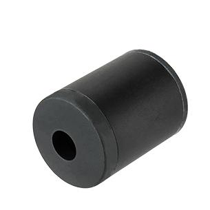 E&L 76MM COMPACT MOCK SUPPRESSOR [3 INCH] (BLACK) - ssairsoft