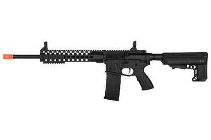 "Lancer Tactical Advance Recon Carbine 16"" (Black) - ssairsoft"