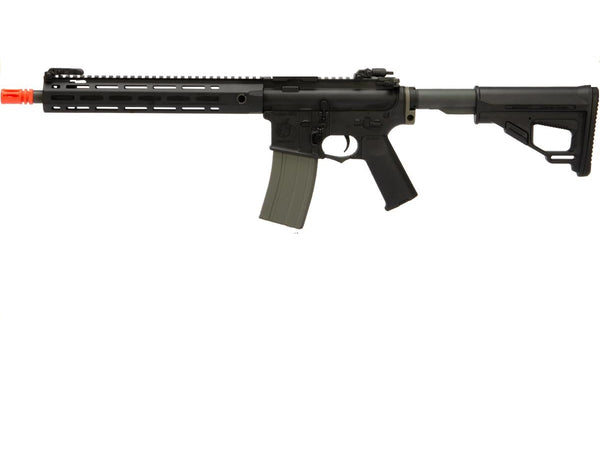 Helios Knight's Armament Licensed SR-16E Mod2 Airsoft AEG Rifle CQB / Black - ssairsoft