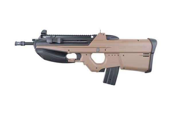 Cybergun / FN Herstal Licensed FN2000 Airsoft AEG Rifle - Tan - ssairsoft