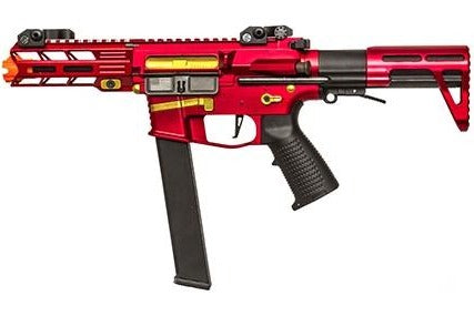 Nemesis X-9 red/gold - ssairsoft