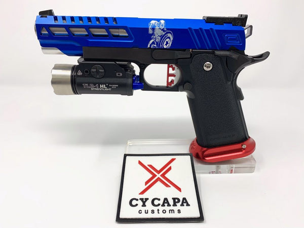 Captain America TM 5.1 Custom Built Hicapa