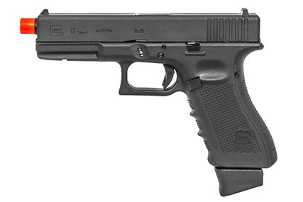 Elite Force Airsoft G17 Gen 4 CO2 Full Blowback -black - ssairsoft