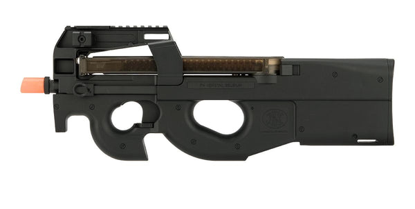 Fully licensed FN Herstal P90 Airsoft AEG - Black - ssairsoft
