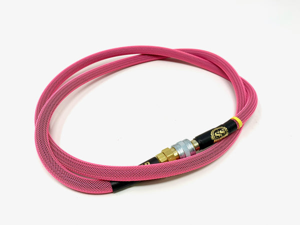 "SS Airsoft 42"" HPA Line Standard Weave - Pink"