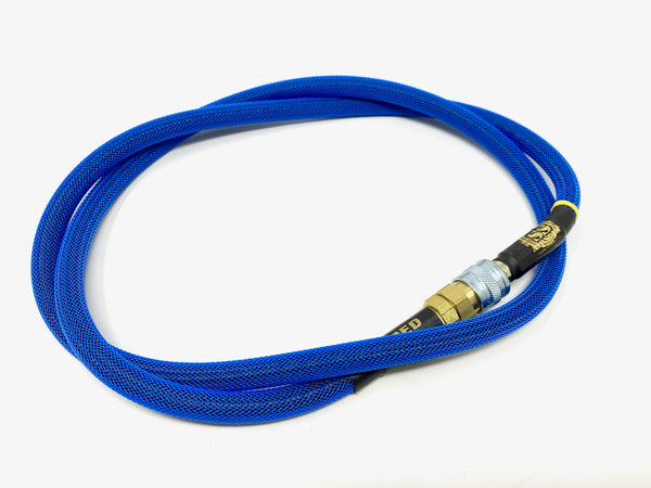 "SS Airsoft 42"" HPA Line Standard Weave - Blue"