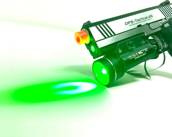 TLR Light filter lens green - ssairsoft