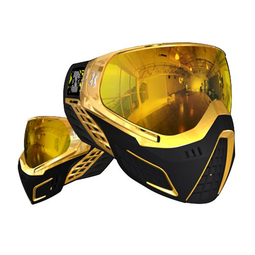 HK Army KLR Goggle Metallic Gold - ssairsoft