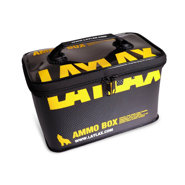 LayLax AMMO BOX [M] Transparent top - ssairsoft