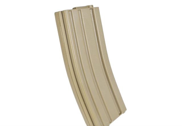 Elite Force M4 and M16 6mm BB Airsoft Gun Magazine, TAN  (140 Rounds), Pack of 10 - ssairsoft