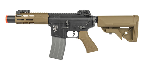 Elite Force M4 CQC Black/FDE