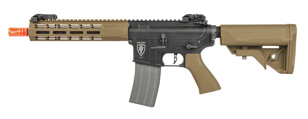 Elite Force M4 CQB Black/FDE - ssairsoft
