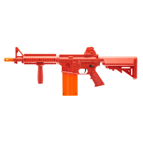 Rekt OpFour Co2 powered NERF M4 Red