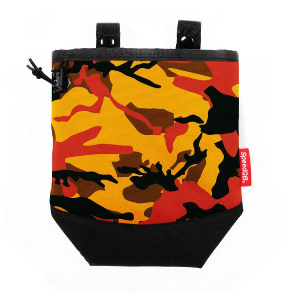 SPEEDQB NEUTRON V2 DUMP POUCH – ORANGE CAMO - ssairsoft
