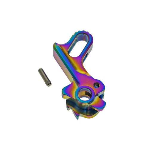 CowCow Match grade Stainless Steel Hammer Rainbow - ssairsoft