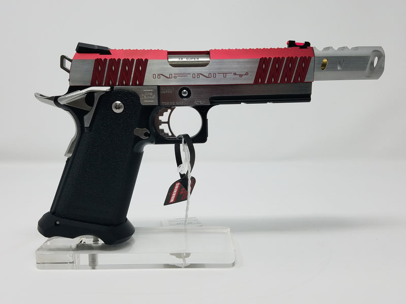 Red 4.3 Hicapa with Compensator - ssairsoft