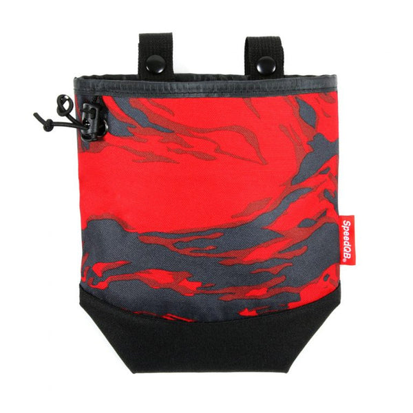 SPEEDQB NEUTRON V2 DUMP POUCH – RED TIGER - ssairsoft