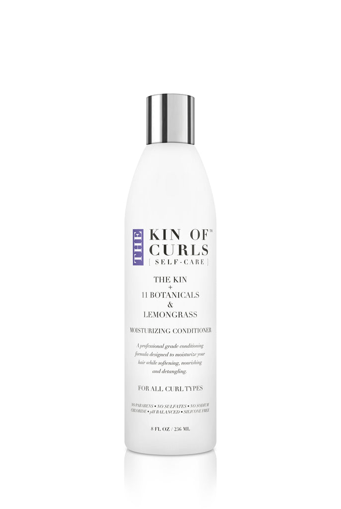 THE KIN + 11 BOTANICALS & LEMONGRASS MOISTURIZING CONDITIONER