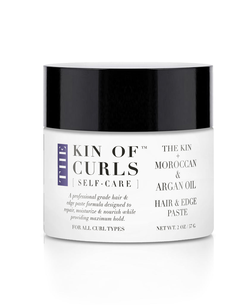 THE KIN + MOROCCAN & ARGAN OIL HAIR & EDGE PASTE