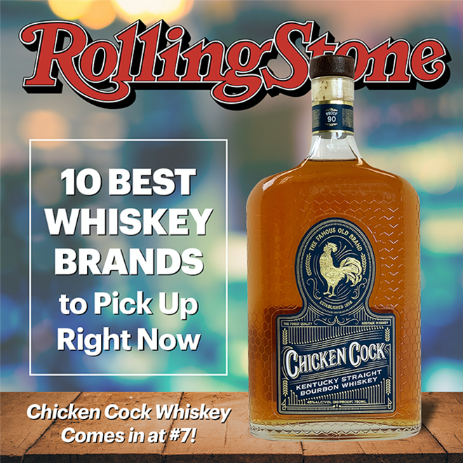 THE 10 BEST WHISKEY BRANDS TO PICK UP RIGHT NOW