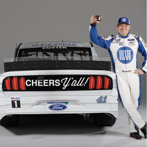 DIXIE VODKA PARTNERS WITH COLE CUSTER