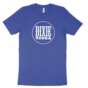 Dixie Vodka Logo — Unisex T-Shirt