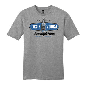 Dixie Vodka Racing Team Heather Gray T-shirt